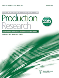 International Journam of Production Research